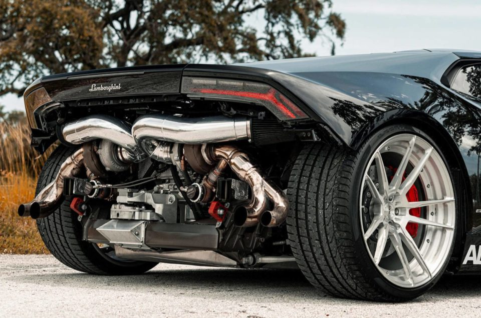 What if you get in an accident in your exotic car rental?